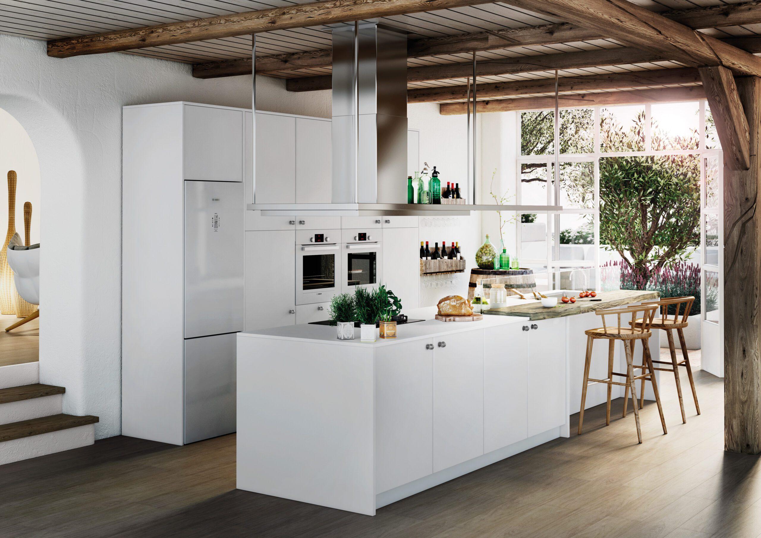 Cómo iluminar la cocina - Equipamiento de Cocinas - photo#9