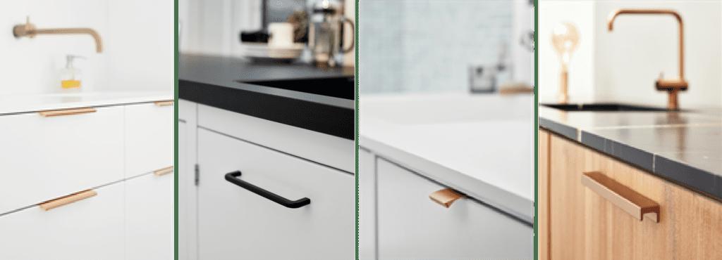 Novedad pomos y tiradores de cocina 2018 equipamiento - Tiradores para muebles de cocina ...