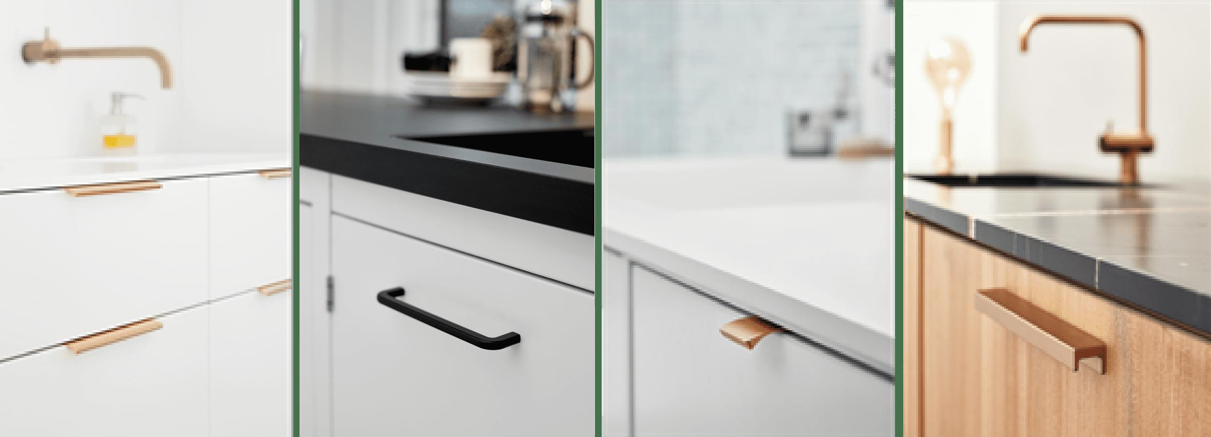 NOVEDAD¡ Pomos y tiradores de cocina 2018 - Equipamiento de Cocinas